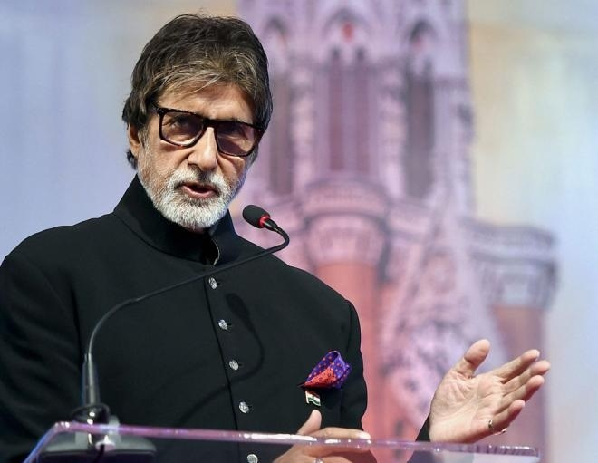 Big B to seek support for sexual assault victims