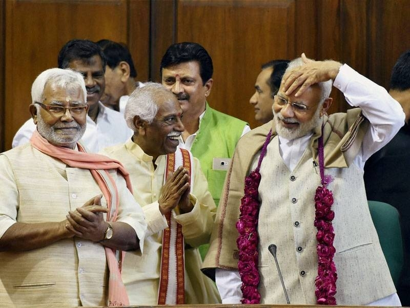 Modi slams Opposition for blocking OBC commission Bill