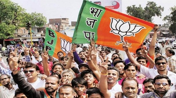 BJP wins 5 out of 10 seats, Cong bags three in Assembly by-polls