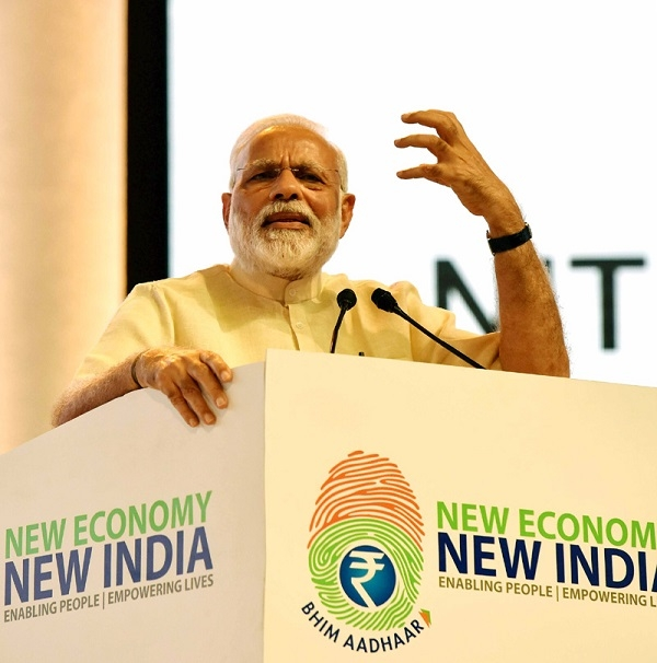 DigiDhan is cleanliness drive against black money: Modi