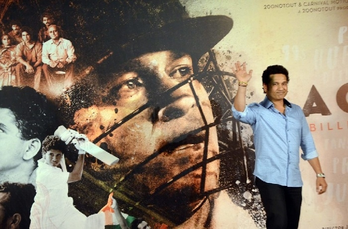 'Sachin: A Billion Dreams' is not just about cricket, says Sachin