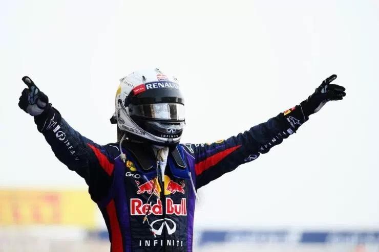 Vettel conquers Bahrain
