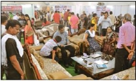 Vaastu Vision Furniture andInterior Expo to end today
