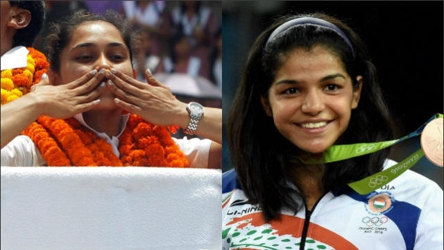 Dipa and Sakshi among Forbes' Under-30 list of super achievers