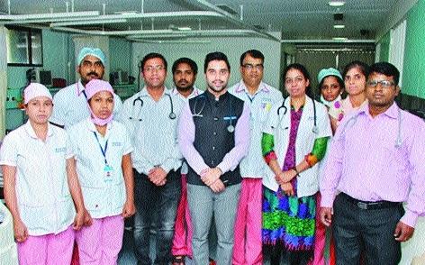 Medical miracle at KRIMS Hospitals