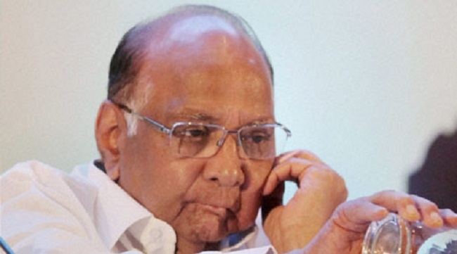 Pawar not in Presidential race