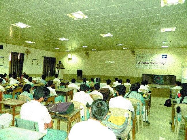 BHEL Bhopal observing Public Sector Week