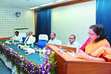 City scientists should contribute to city's progress: Nanda Jichkar