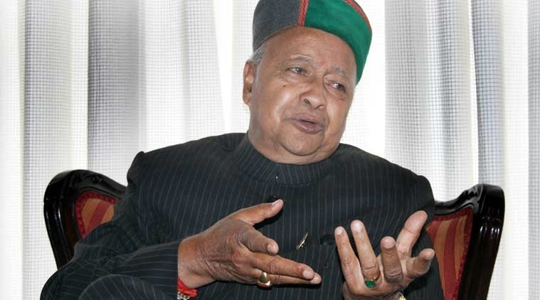 Himachal CM appears before ED