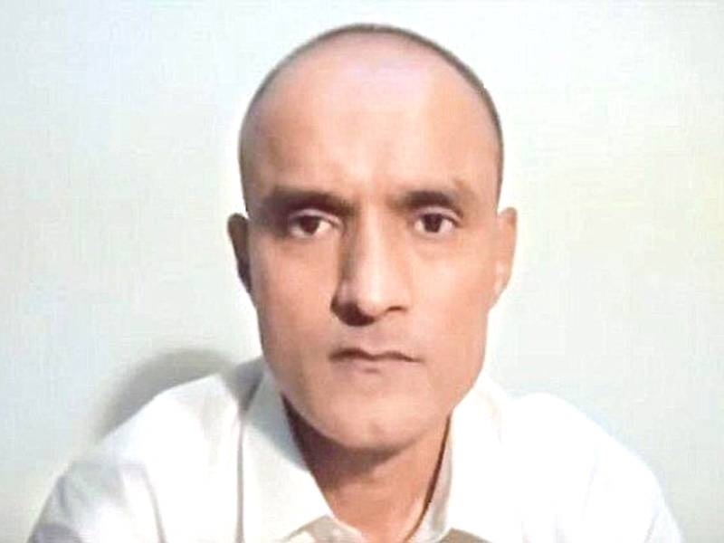 India 'concerned' over Jadhav's health; seeks details of his trial