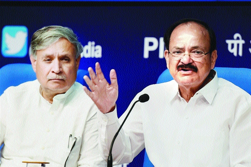 Govt not to reduce security to VIPs, says Venkaiah Naidu