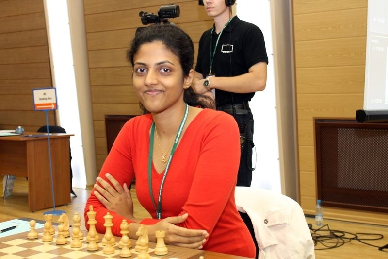 Harika registers third win at Rejkjavik Open