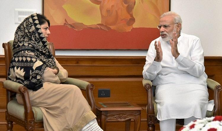 PM willing for talks on Kashmir: Mehbooba
