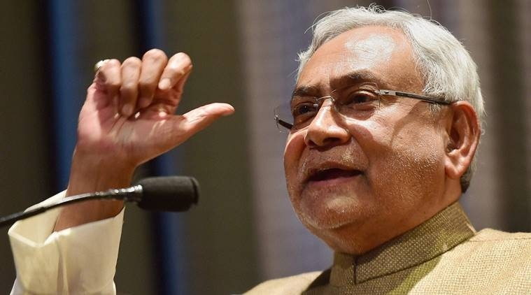 Bihar adopts GST; Nitish Kumarterms it as 'a historic moment'