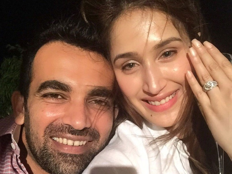 Zaheer announces engagement with Sagarika Ghatge