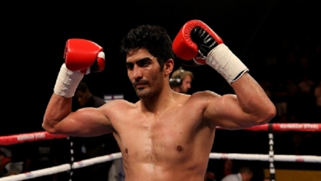 No Singh in Amir Khan's SBL, say promoters