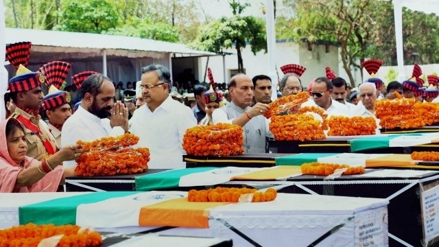 Tributes paid to Naxal attack martyrs
