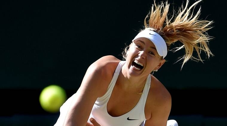 Rags-to-riches journey of Sharapova resumes in Stuttgart