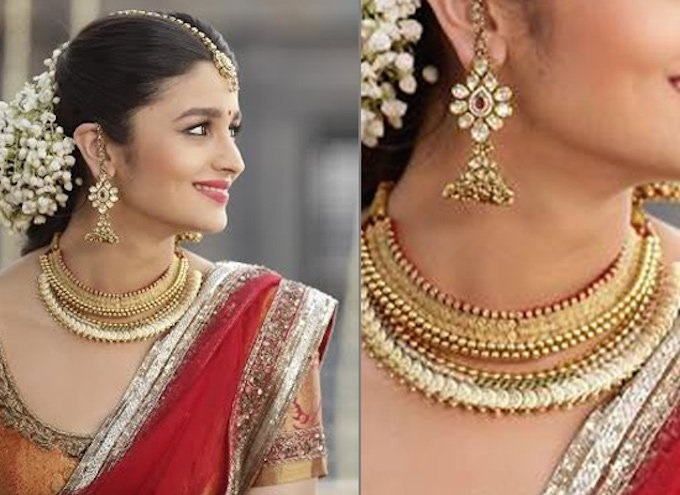 Special wedding collection for Akshaya Tritiya at Khandelwal Jewellers & Sarees