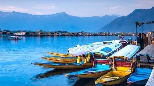 The delightful Dal Lake