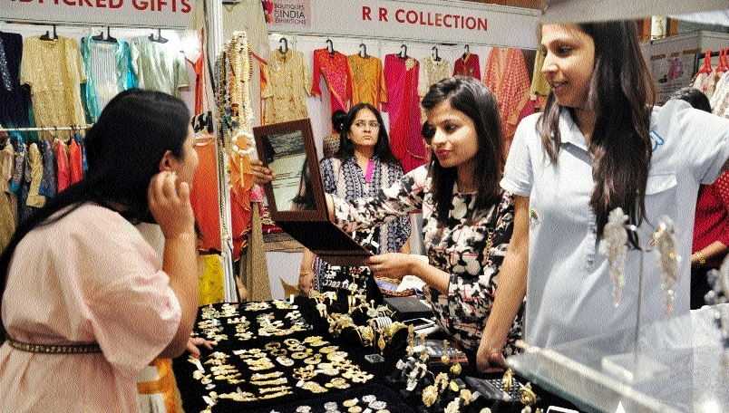 Boutiques of India Exhibitions gets grand opening response
