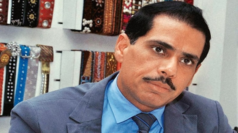 Rs 50 cr windfall for Vadra in illegal deals: Report