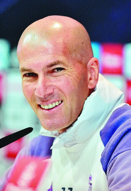 Real rotation vital but there's no A or B team, says Zidane