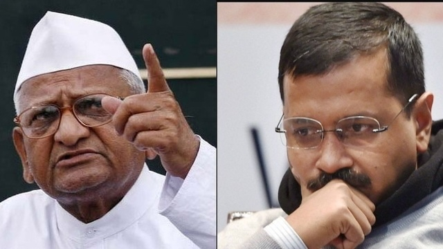 Kejriwal shattered my dream: Hazare