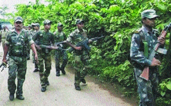 Harsh conditions worsen CRPF men's woes in Chhattisgarh