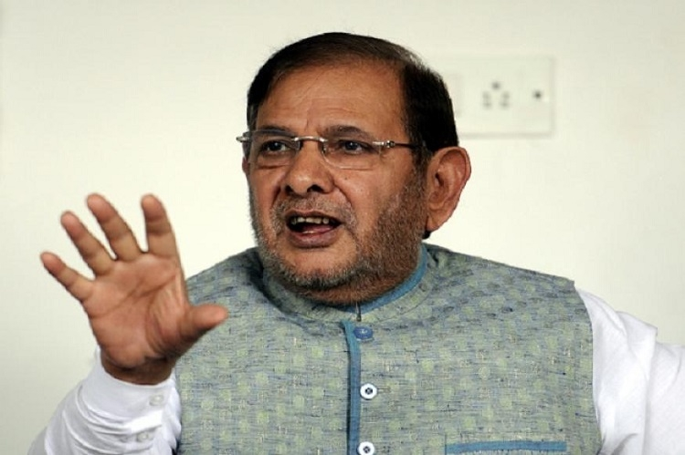 Oppn candidate for President polls will unite parties against BJP: Sharad Yadav