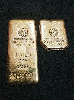 DRI arrests man, seizes 1.5 kg gold at Nagpur Rly Station