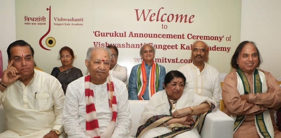 Lata opens biggest 'Gurukul' for aspiring musicians
