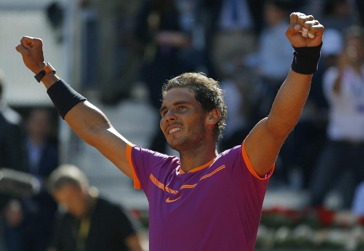 Nadal crushes Djokovic to reach Madrid final