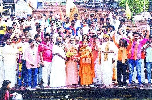 Grand rally to mark start of Maa Kankeshwari Amrit Kumbh today