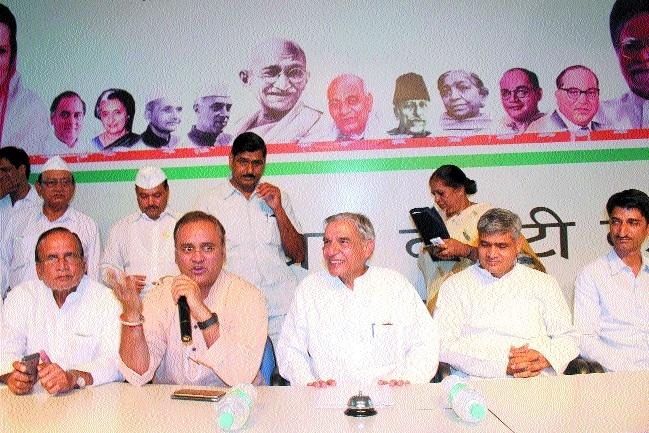 Pawan Bansal sets ball rolling for Congress' organisation polls