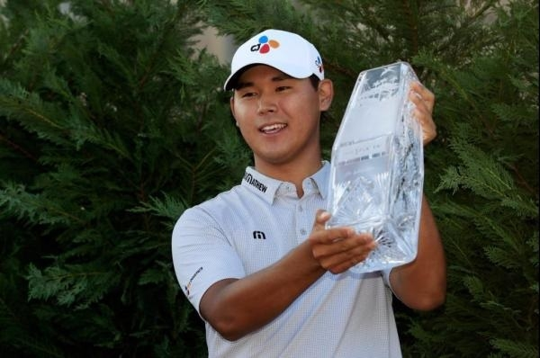 S Korea's Kim becomes youngest ever winner of Players Championship