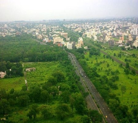 High level of disparity in tree cover fading Nagpur's glory as green city: Study
