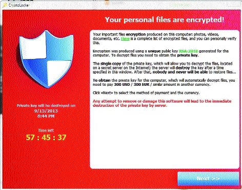 Ransomware virus attack: Mah Police Cyber Cell ready with security updates
