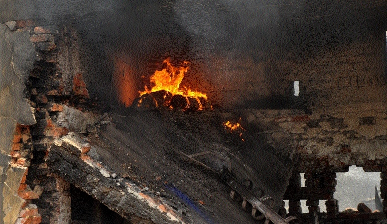 3 charred to death, several grievously injured in factory fire