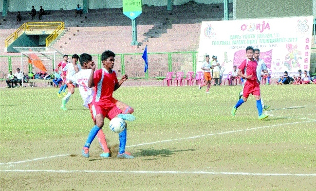 DFA Bhopal win Talent Hunt Football C'ship