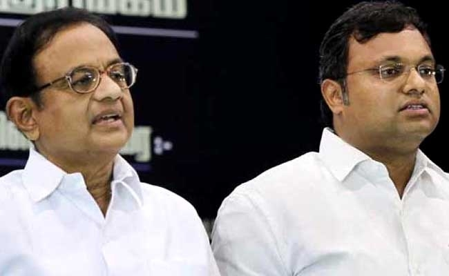 Raids on Chidambaram