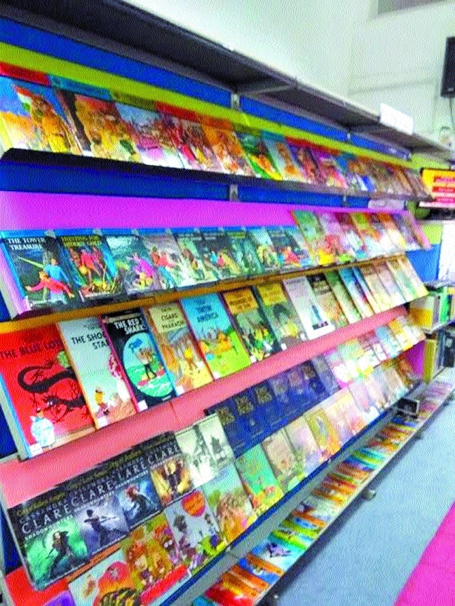 Mega children's collection opens at Swami Vivekanand Library