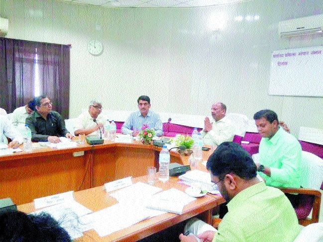 Divn Commr directs to complete work of new building of Hamidia
