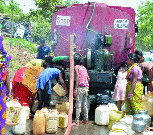 Water crisis deepens in many parts of State