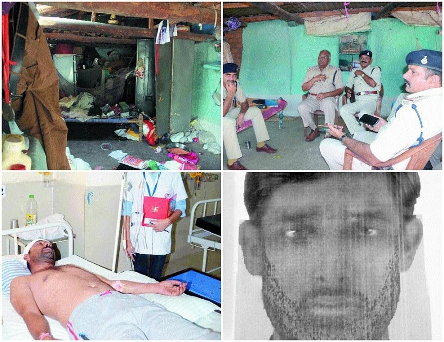 Chaddi Baniyan gang strikes at farmer's house