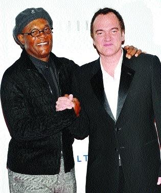 Standing by Tarantino