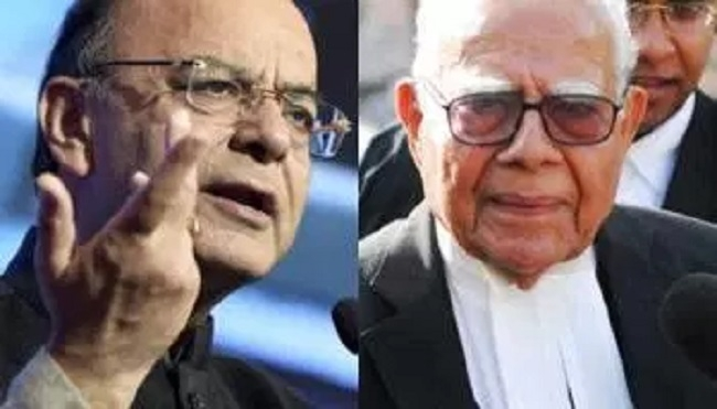 Jethmalani used scandalous remarks against Jaitley: HC