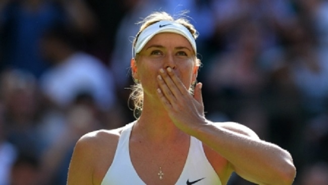 Sharapova's sponsor backs French Open snub, blames WADA
