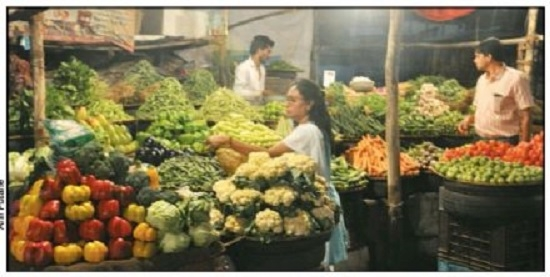 Vegetables become costlier in wholesale market
