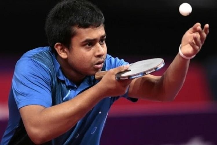 Paddler Soumyajit bags singles, doubles at Chile Open